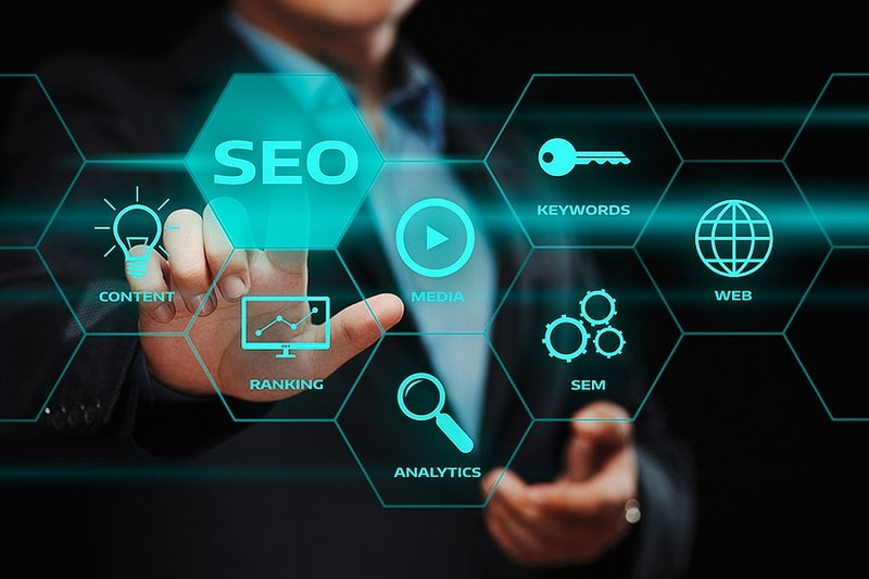 Professional SEO services in Sacramento