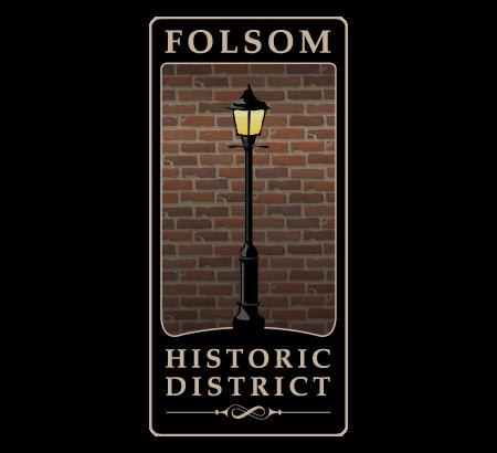 Folsom Historic Disrtric - Logo