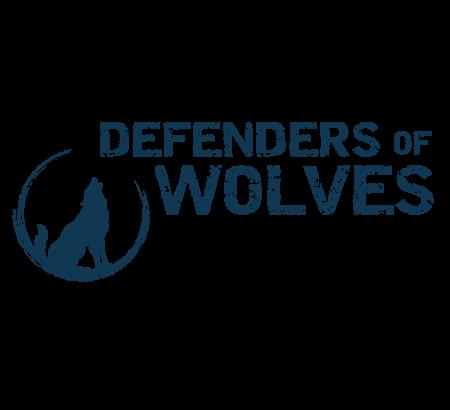Defender of Wolves - Logo