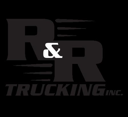 R&R Trucking Logo