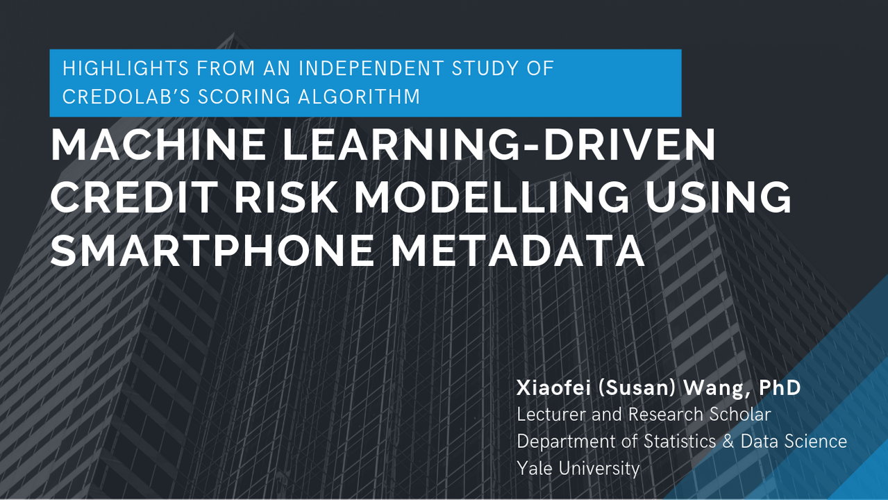 E-Book: Machine Learning Driven Credit Risk Modelling