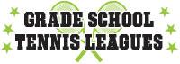 Grade School Tennis Leagues logo
