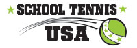 School Tennis USA logo