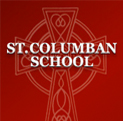 St. Columban School logo