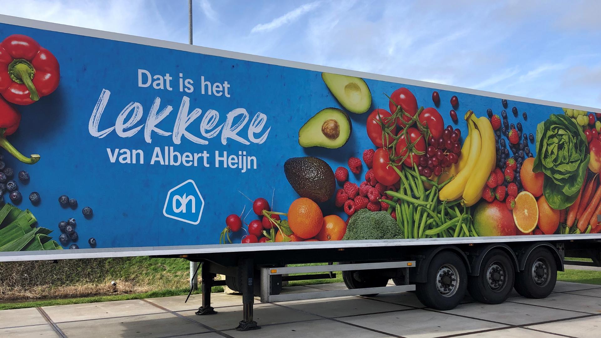 5 Mega trailers voor de nieuwe Albert Heijn campagne