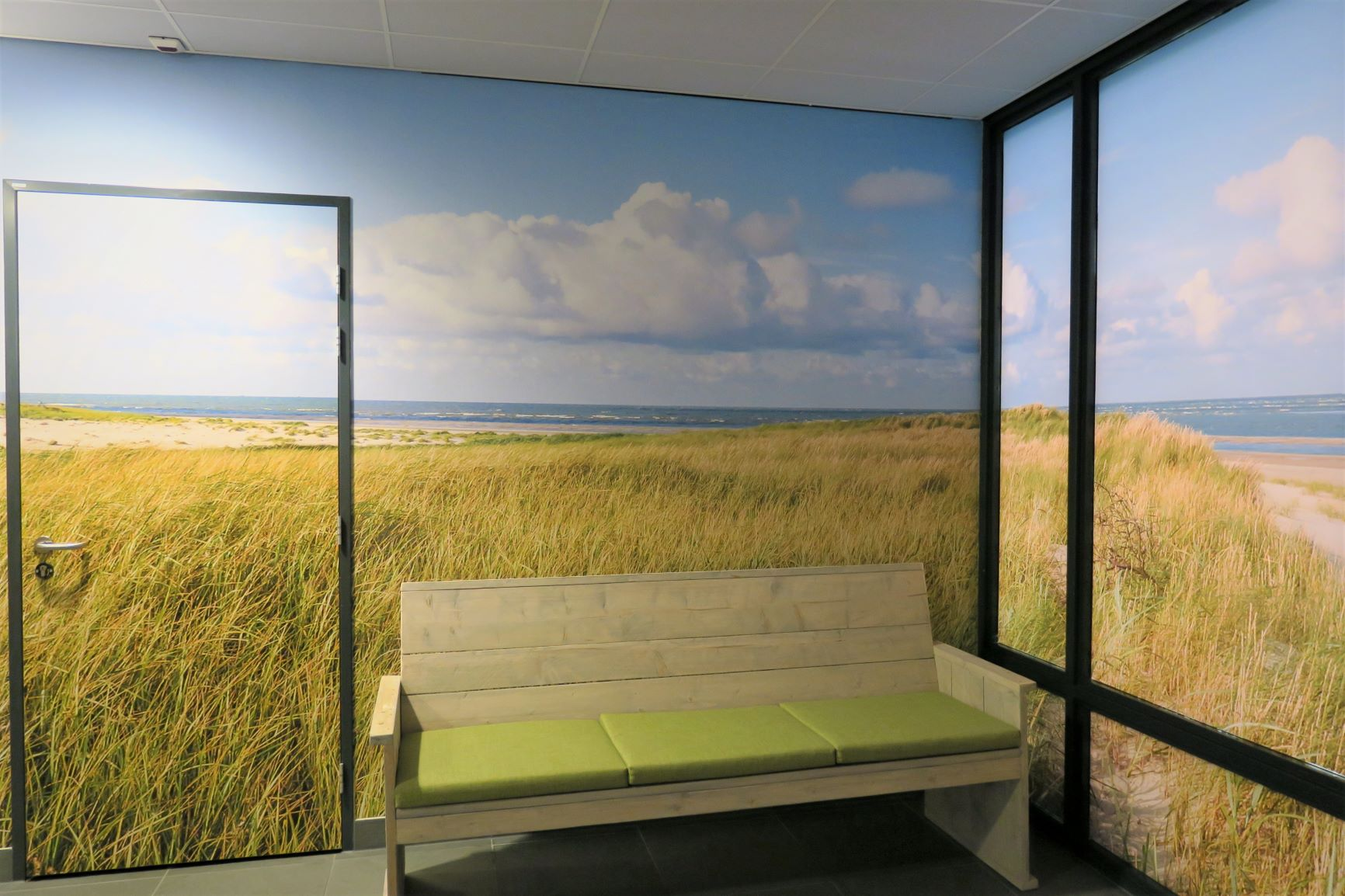 raamdecoratie raamfolie foto print