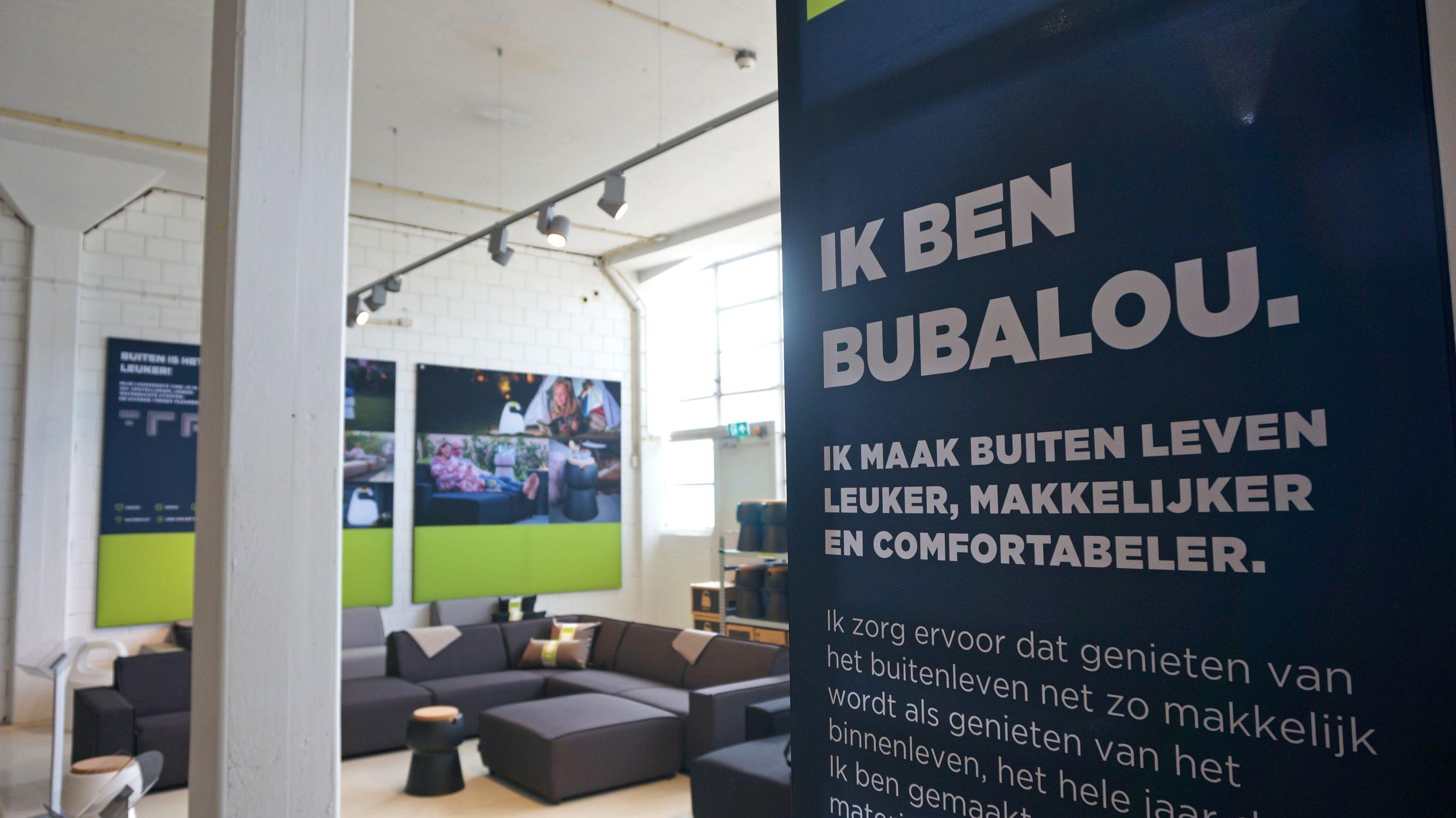 textielframes indoor reclame retail