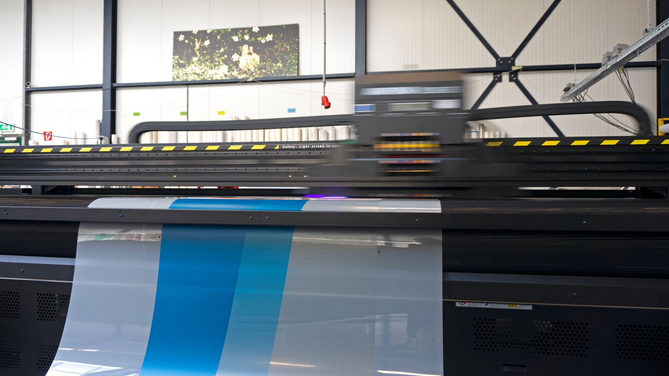 Agfa Anapurna printer FDS Signmakers