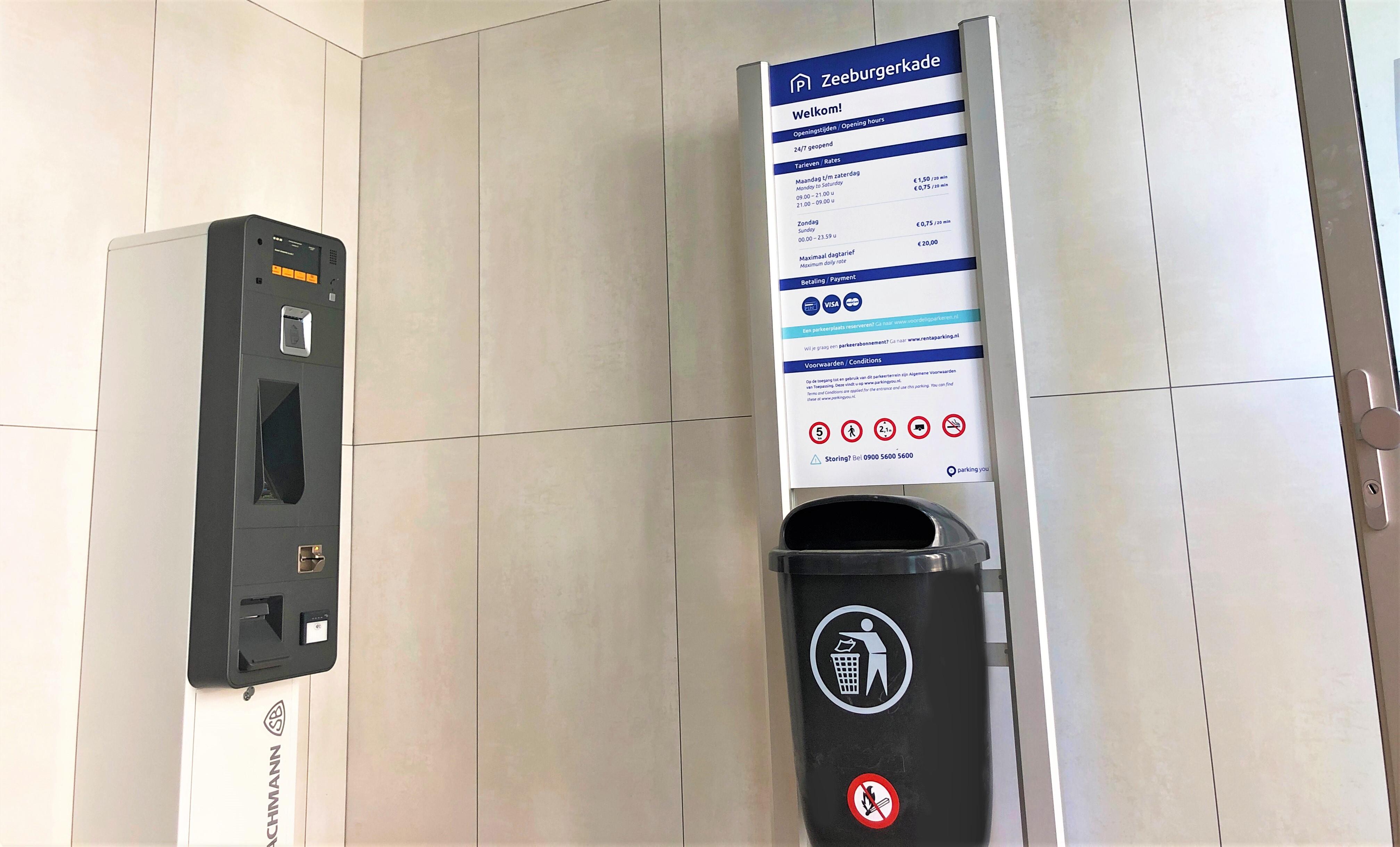 Indoor Wayfinding FDS Signmakers informatiezuil