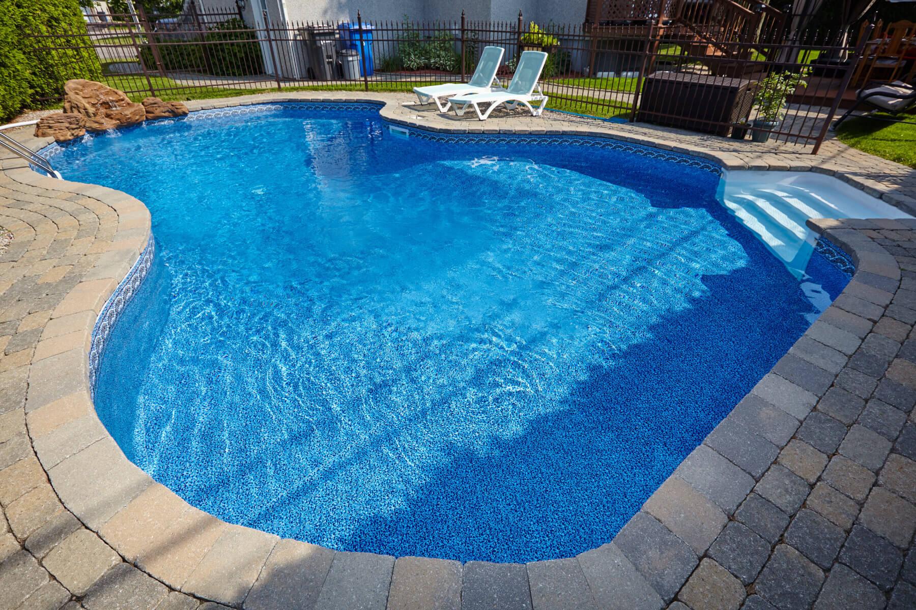 Heated pool - jacksonville