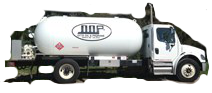 Otte Oil and Propane Truck
