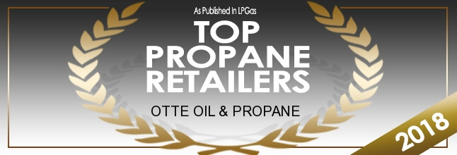 Otte Oil Top Propane Retailer Nebraska 2018