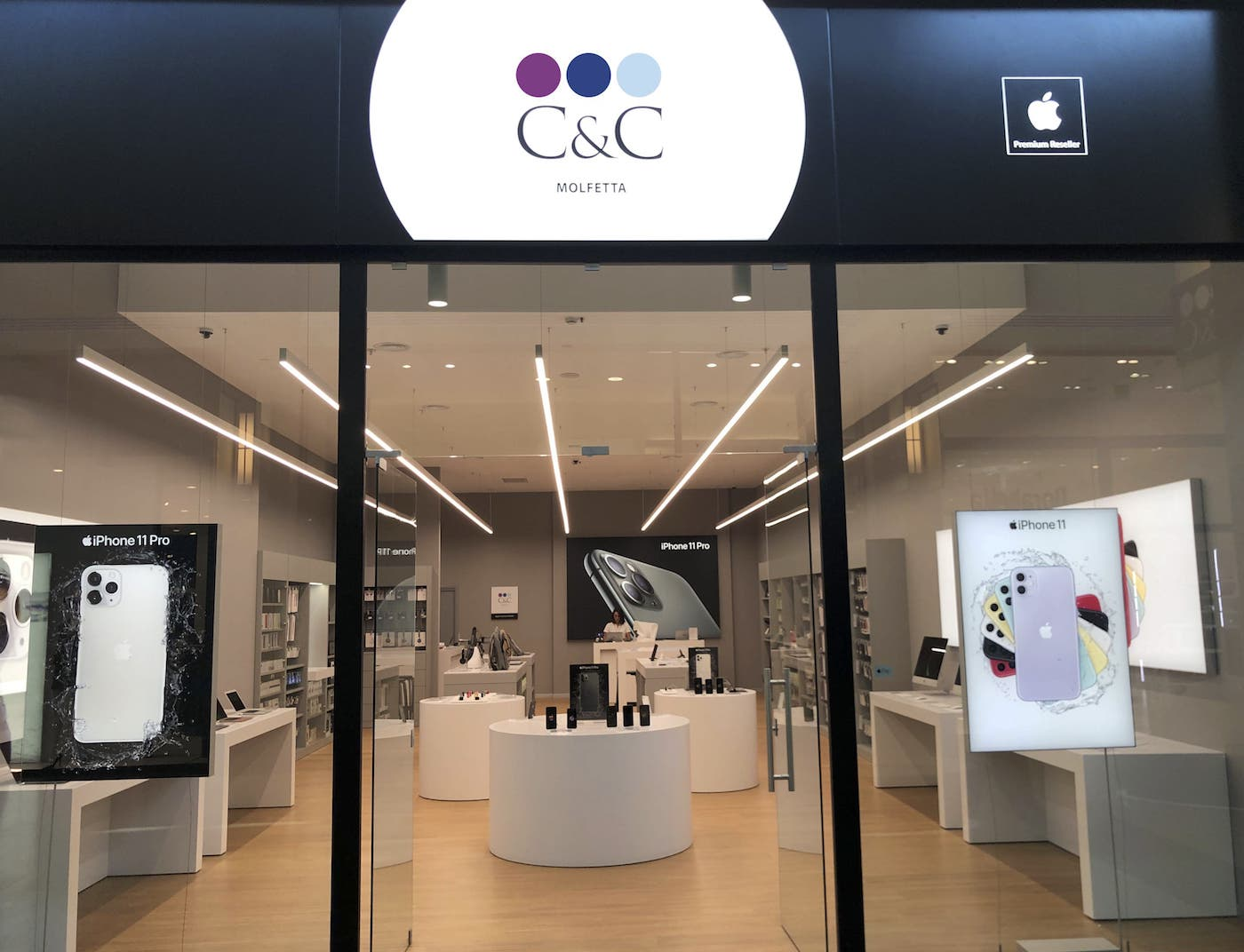 C&C Apple Molfetta