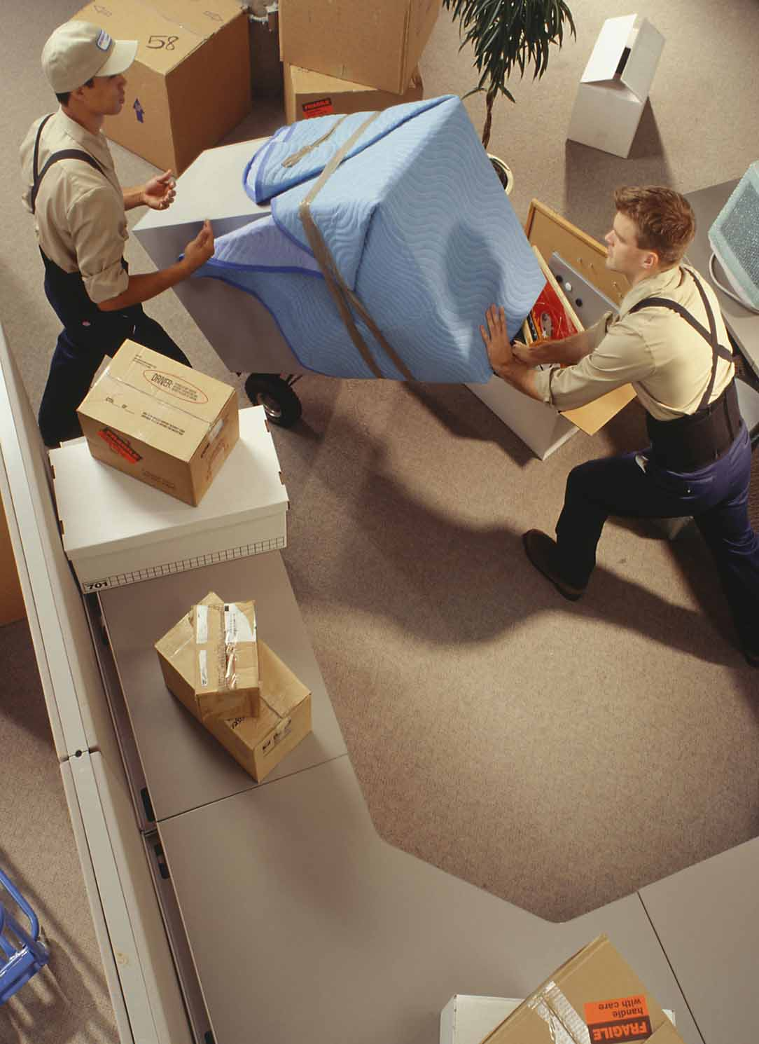 Office Moves - Furniture & Storage Relocation