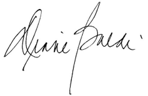 Diane Baldi Signature