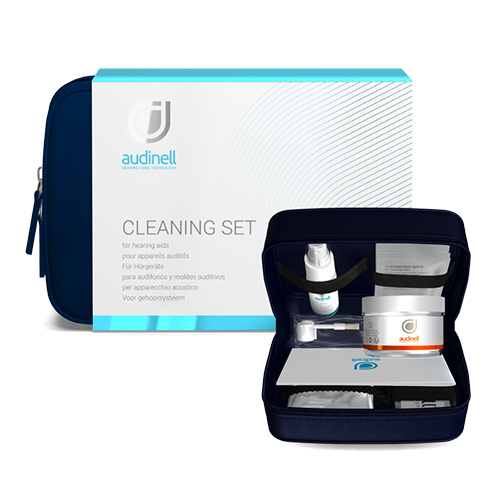 Hearing Aid Cleaning Kit
