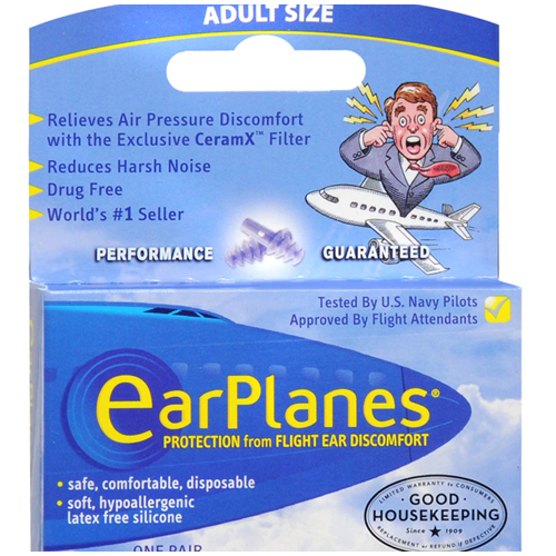 EarPlane Plugs
