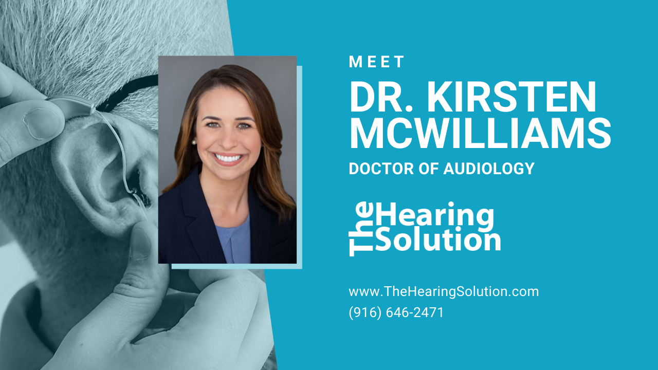 Introducing Our New Partner... Dr. Kirsten McWilliams!