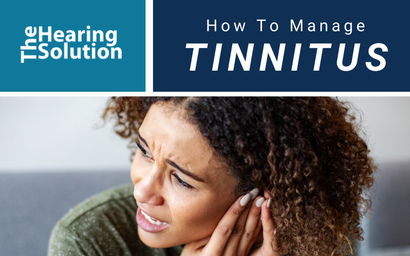How To Manage Tinnitus