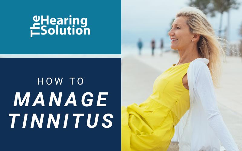 How To Manage Tinnitus