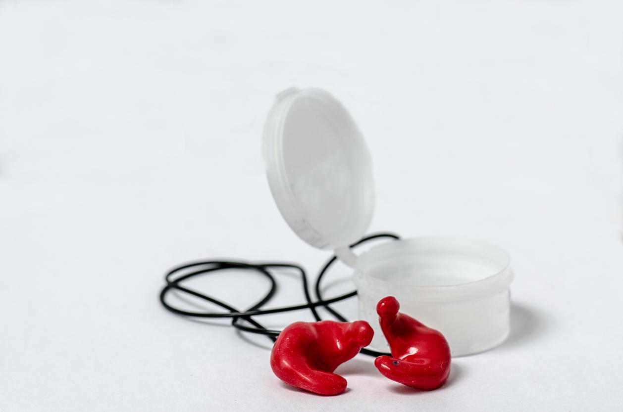 Custom Earplugs | The Hearing Solution