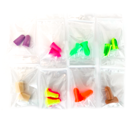 Earplug Sizing Kit | The Hearing Solution