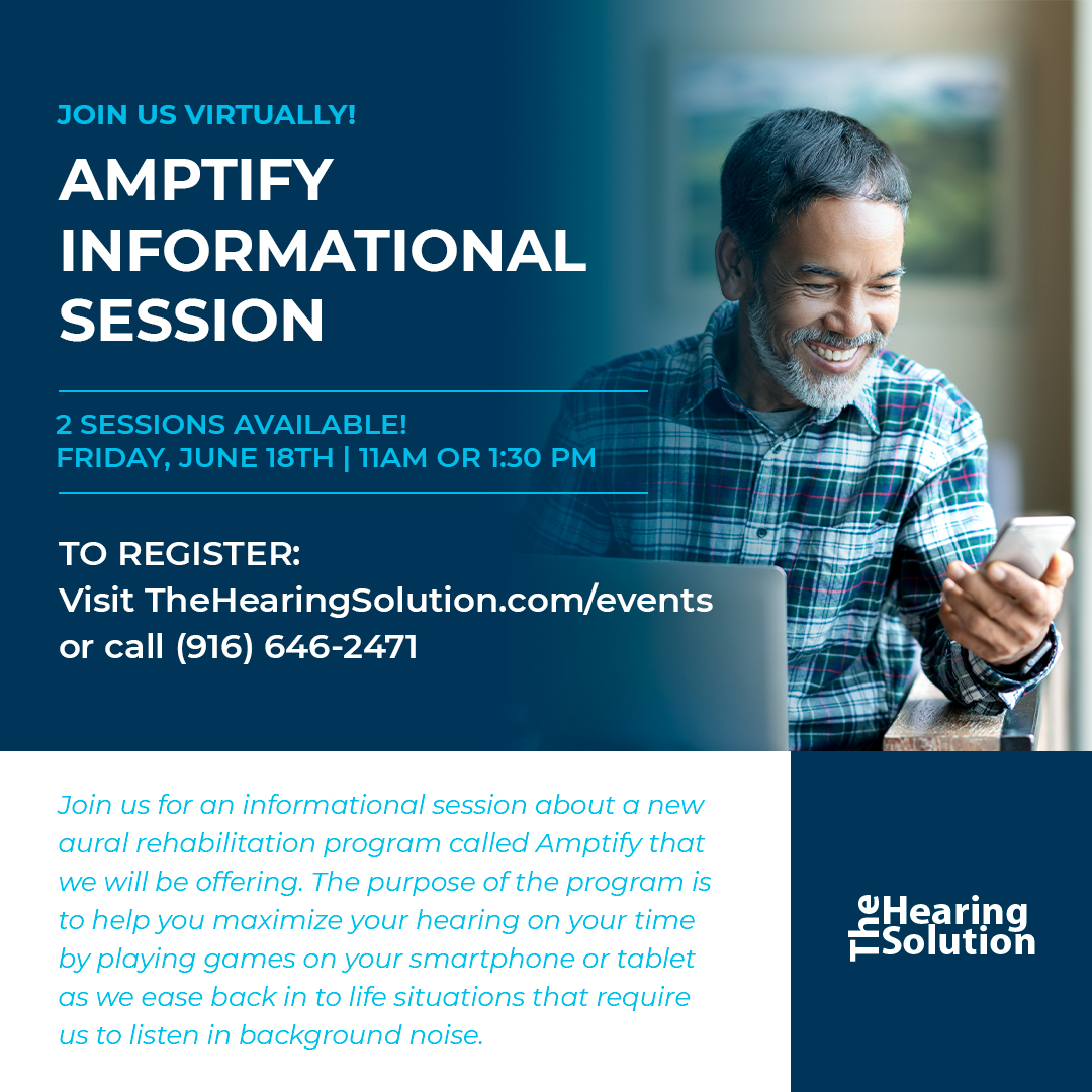 Amptify Informational Session