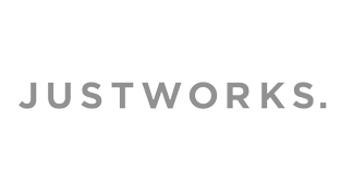 Just works logo - PlayVox