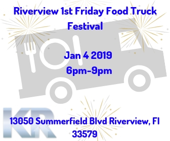 January 4th - Food Truck Festival