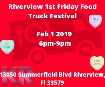 Febuary 1st - Food Truck Festival