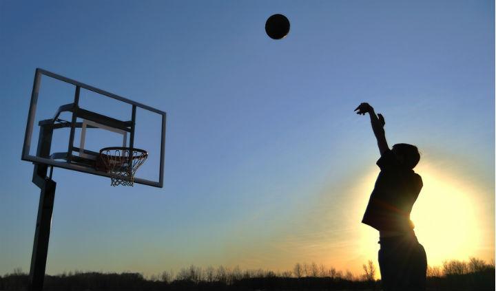 Basketball 3-Point Shootout