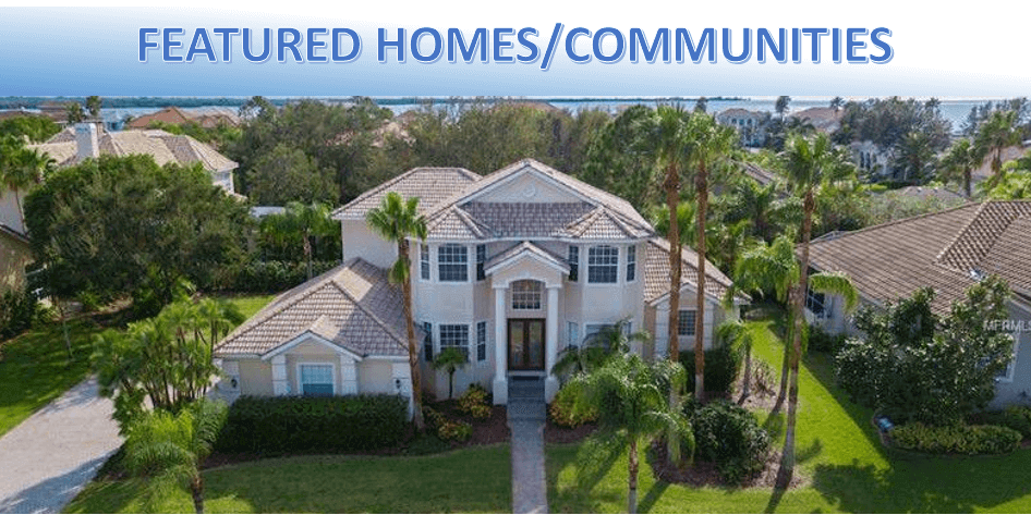 Featured Homes and Communities