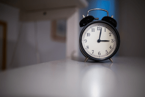 Don't press snooze