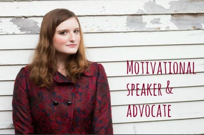 Motivational speaker and advocate