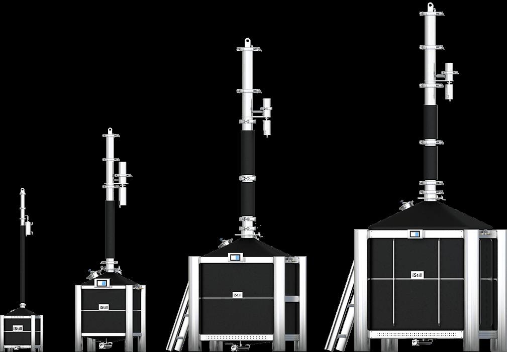 iStill - 21st Century Distillery Equipment