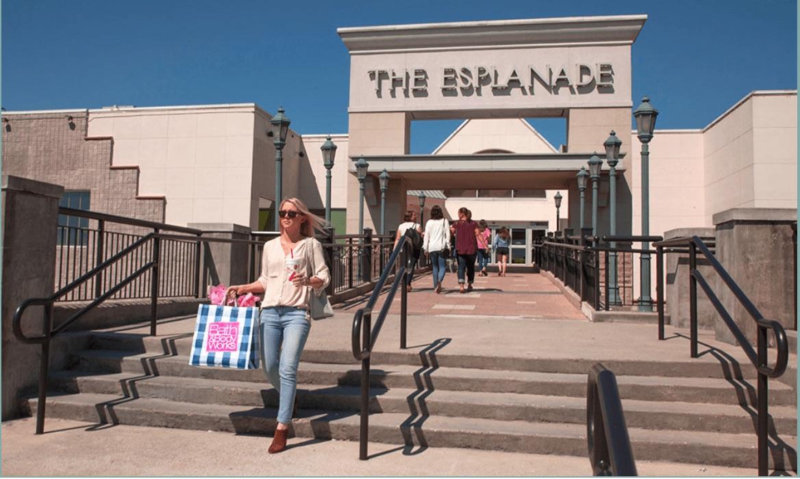 The Esplanade exterior