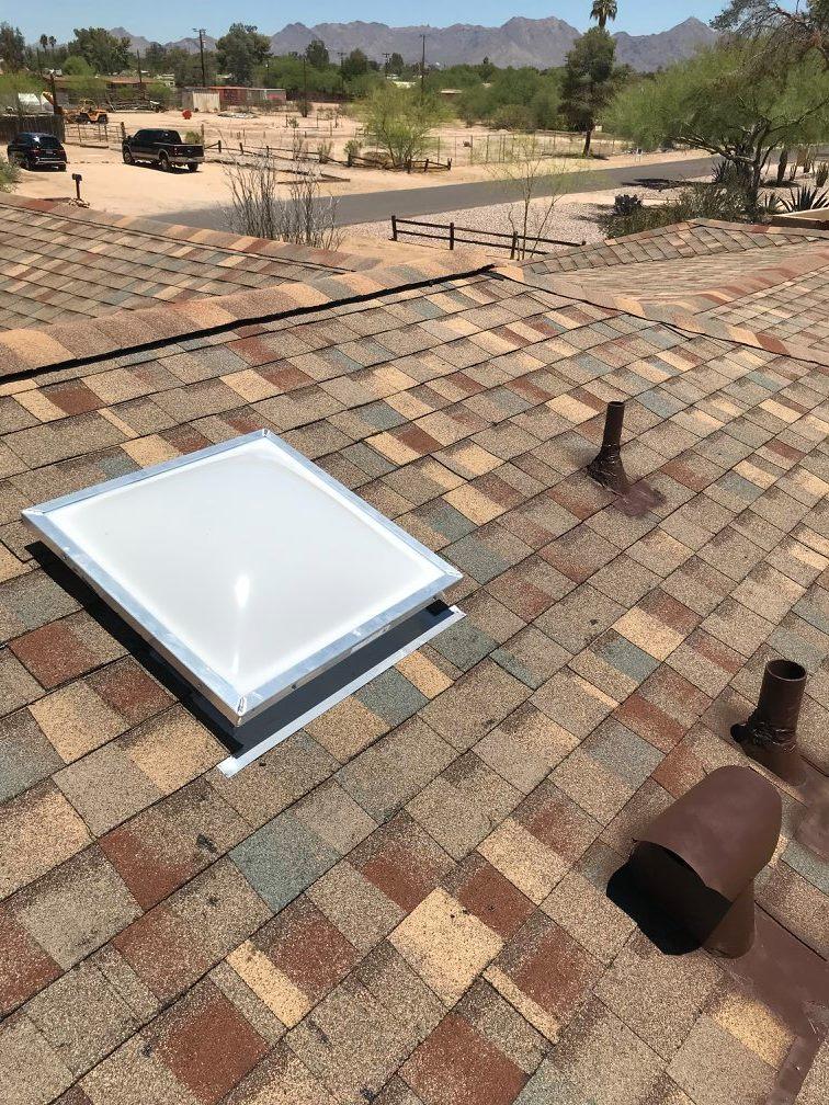 Shingle Re-Roof
