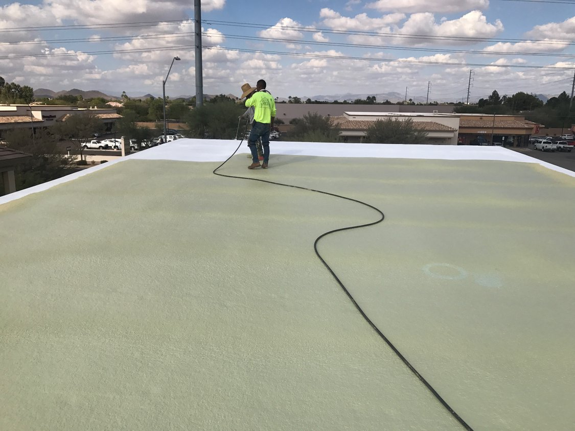 Spray Foam and Coating