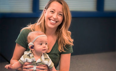 Baby and Me Hearing Program - Sacramento