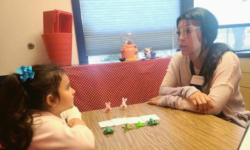 Spanish Speech Language Pathology Services