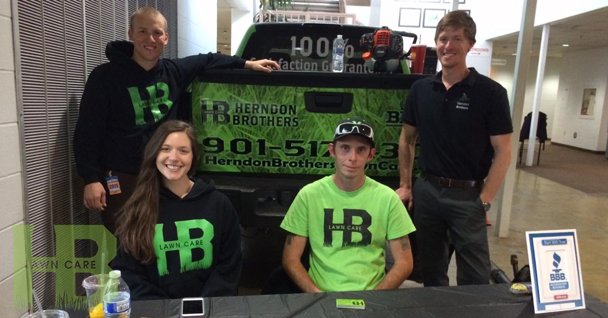Thank You Herndon Brothers Lawn Care Amp Landscaping