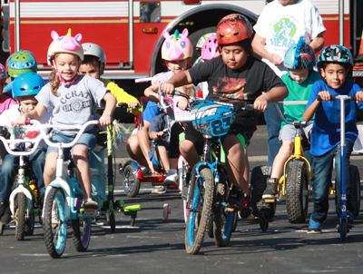 12th Annual Bike 4 Fun - Thank You!