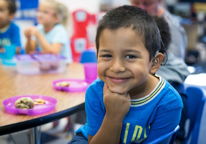 Spanish Speech-Language Pathology for Children Who Are Deaf or Hard of Hearing