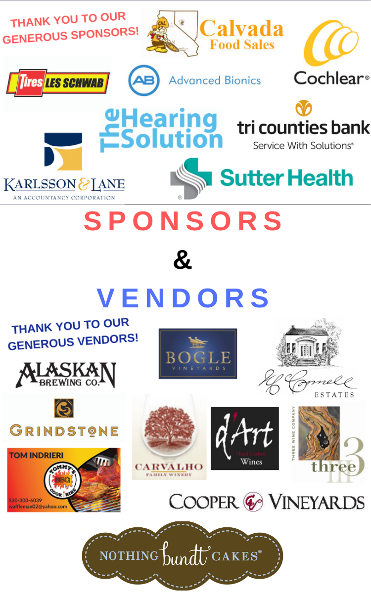 CCHAT Uncorked 2019 sponsors