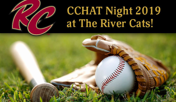 CCHAT Night at the River Cats!