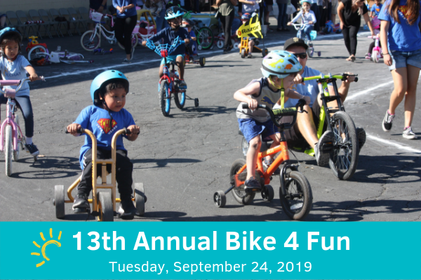 13th Annual Bike 4 Fun