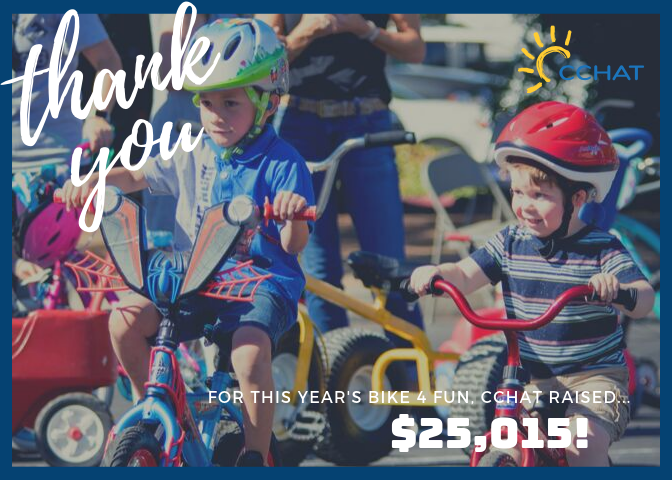 13th Annual Bike 4 Fun Recap - THANK YOU!
