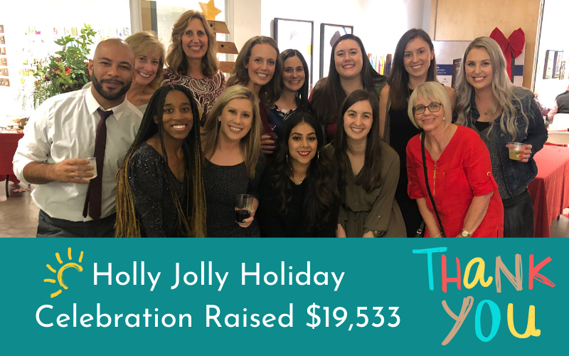 CCHAT Holly Jolly Holiday Celebration 2019