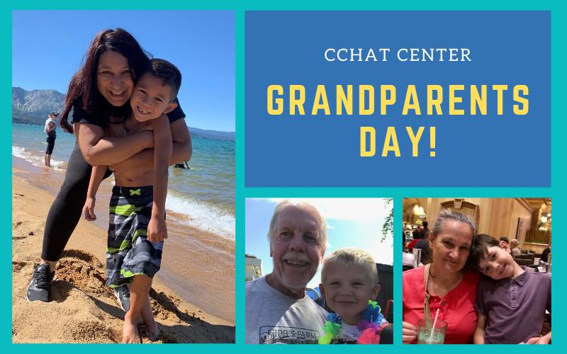 CCHAT Center Grandparents Day