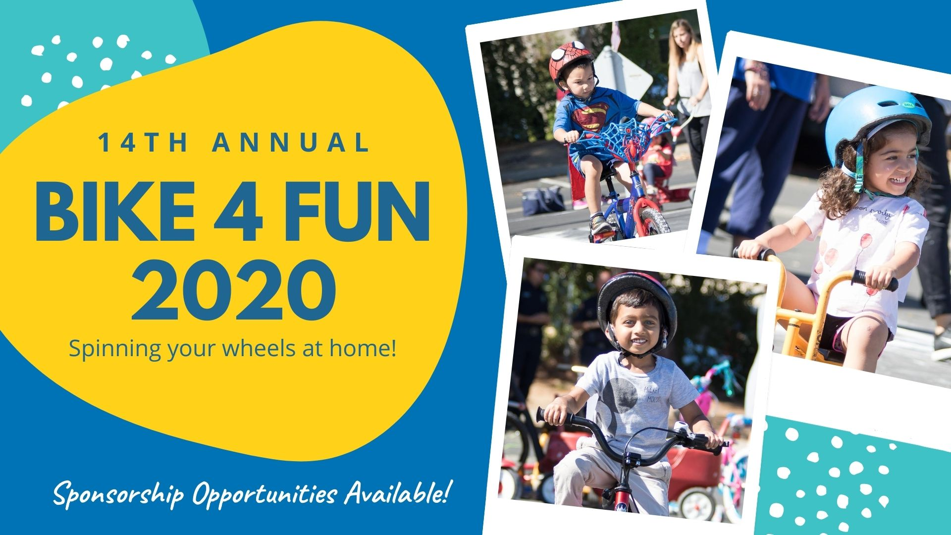14th Annual Bike 4 Fun